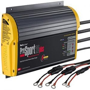 deep cycle marine battery charger