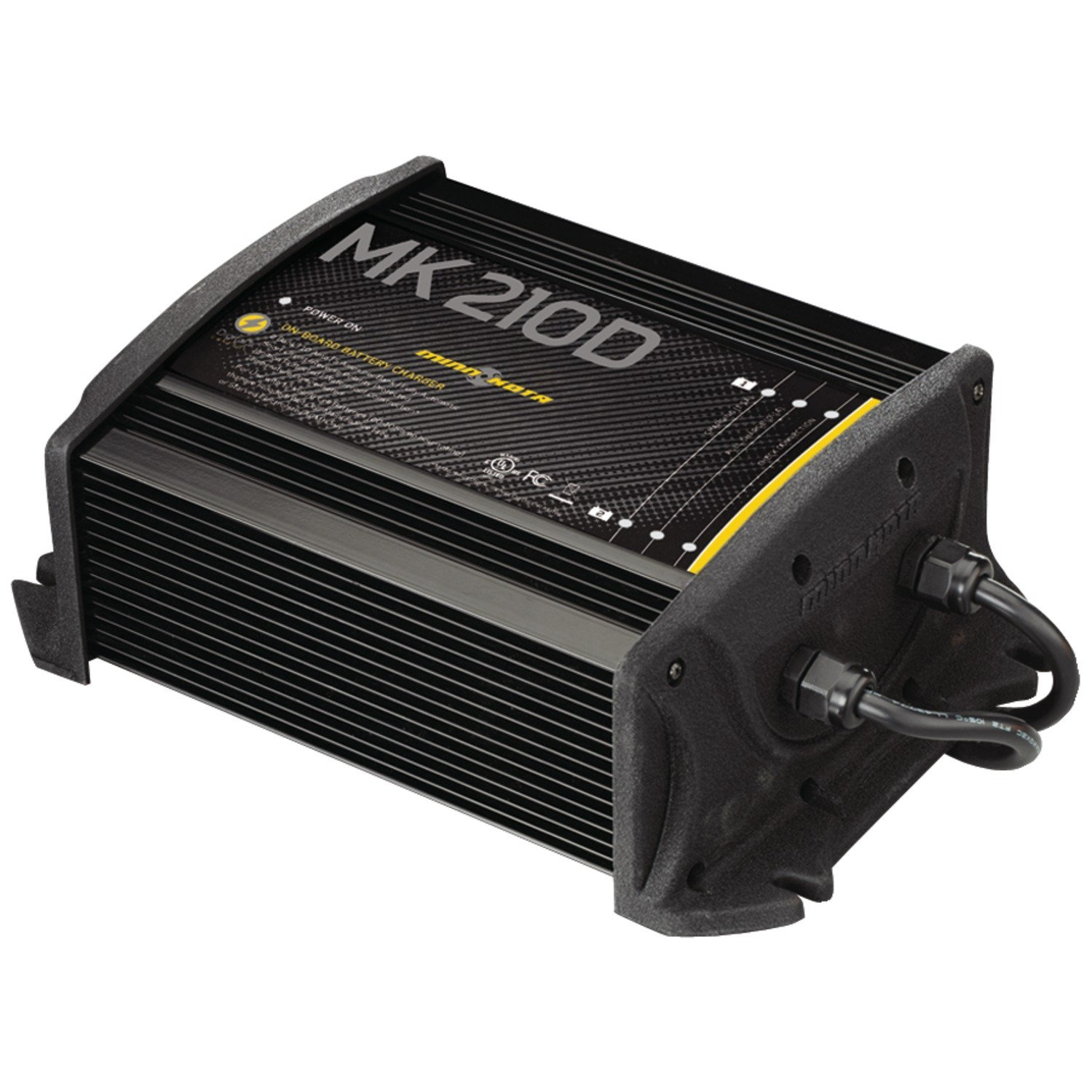 Best Marine Battery Charger Reviews 2018 With Comparison Chart Minn Kota Trolling Motor Wiring Diagram Motorcycle Review And