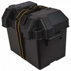 marine battery storage box