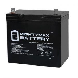 kayak trolling motor battery